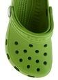 Crocs Classic Kids' Unisex Çocuk Sandalet Yeşil